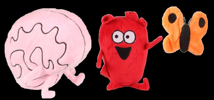 Webcomic Plush Toys