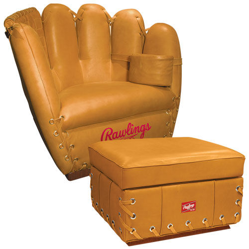 Baseball Glove Furnishings