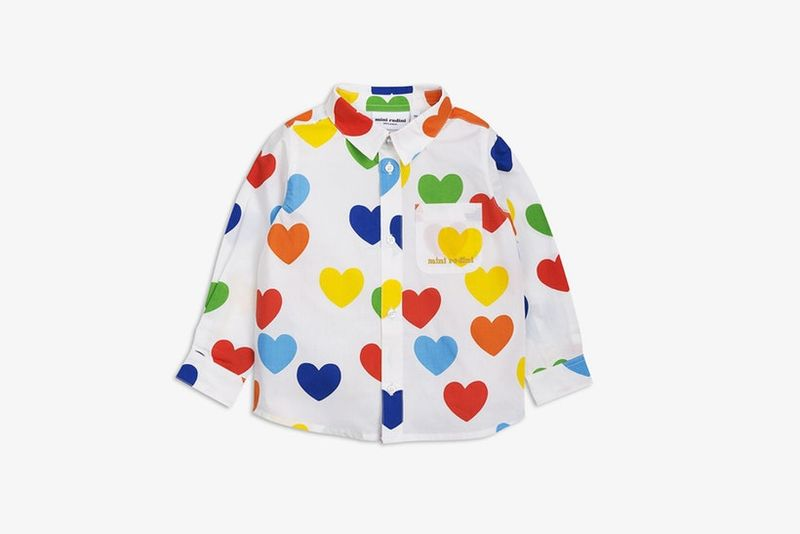 Rainbow Heart Children's Wear