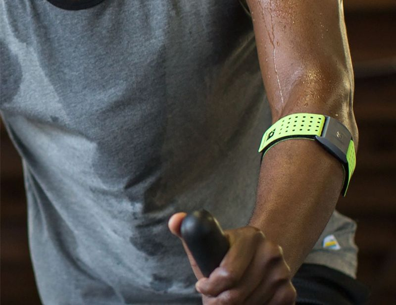 Biometric Fitness Trackers