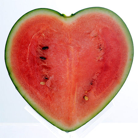 Romantically Formed Fruit