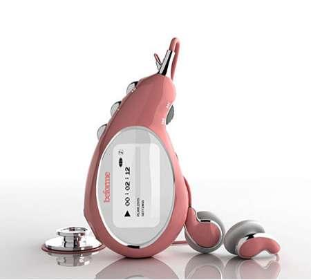 Fetal Heartbeat MP3s