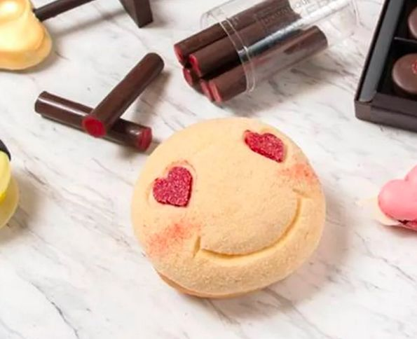 Emotive Emoji Pastries