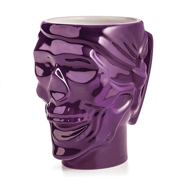 Heat-Sensitive Skull Cups