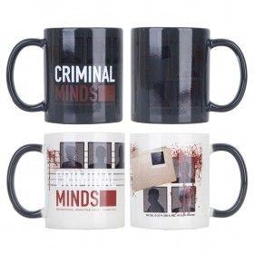 Illusionary Heat-Sensitive Mugs