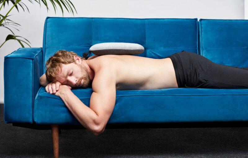 Huggable Heated Pillows