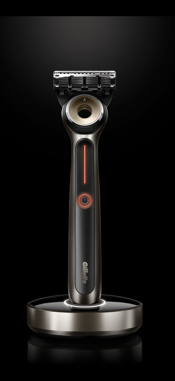 Heated Shaving Razors