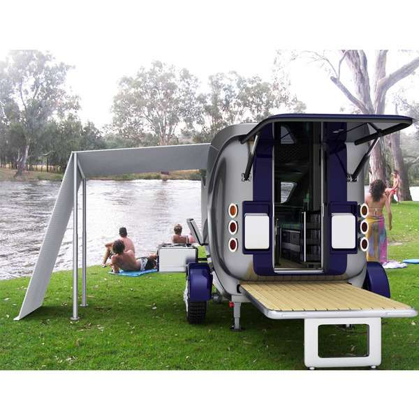 Compressed Contemporary Campers