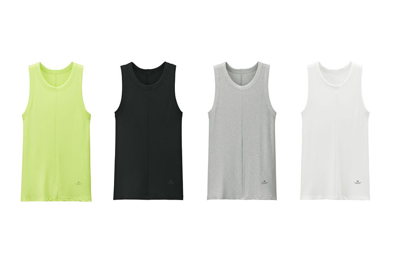 9679c542bc46b Functional Sports-Infused Apparel   HEATTECH Collection