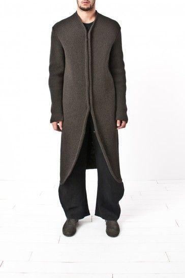 Cardigan-Hybrid Outerwear