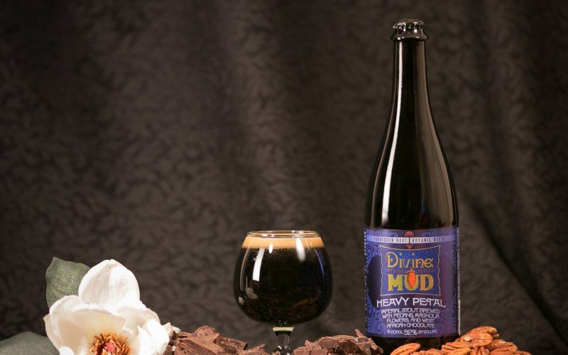 Floral Chocolate Beer