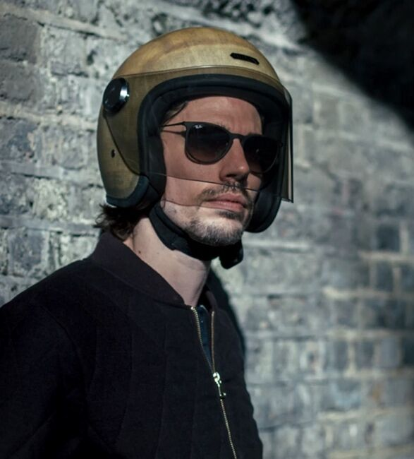 Intentionally Vintage Protection Helmets