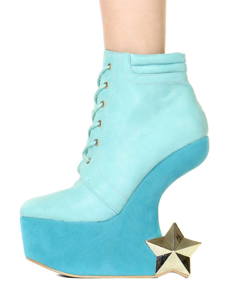 Pastel Heels Shoes