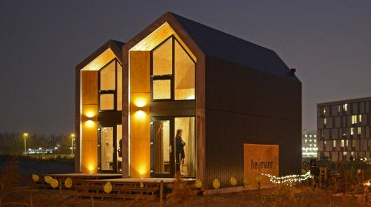 Prefabricated Urban Homes