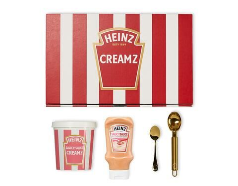 Condiment-Inspired Sorbet Kits