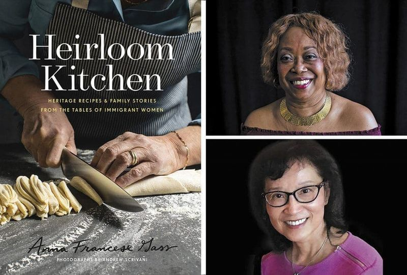 Heritage-Inspired Cooking Books