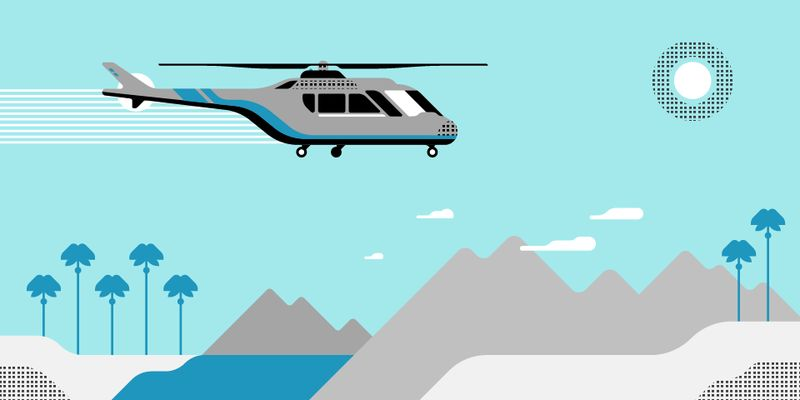 Music Festival Helicopter Rides