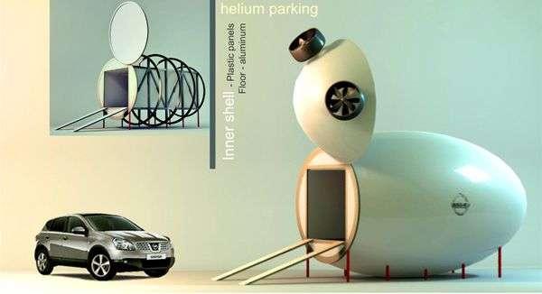 Ballooning Car Parks