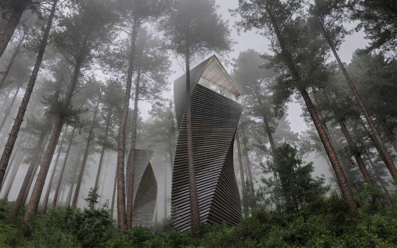 Bio-Mimicking Concept Homes