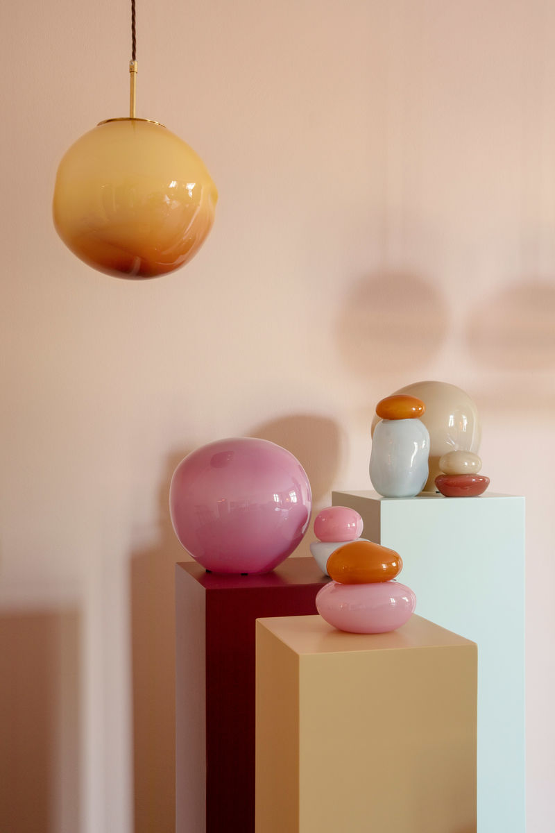 Candy-Inspired Lighting Series
