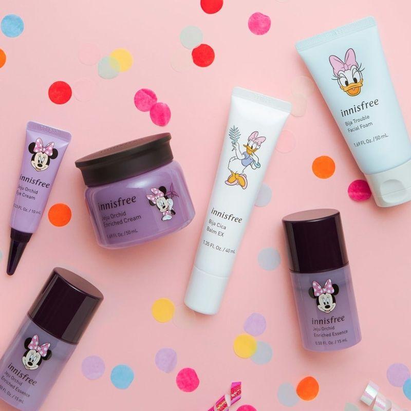 K-Beauty Disney Skincare