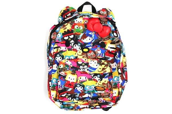 5fbeb3731 Geeky Chic Backpacks : hello kitty backpack