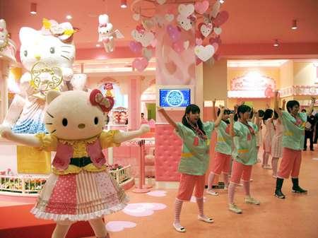 Sanrio Theme Parks