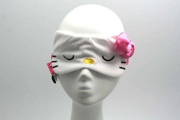 Feline-Inspired Sleep Masks