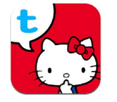 Social Media Sanrio Apps