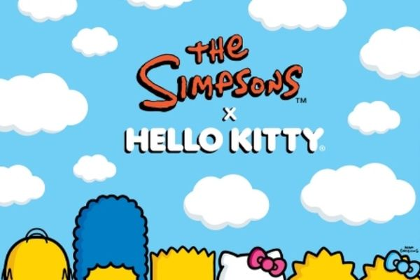 Historic Kitty Cartoon Collaborations
