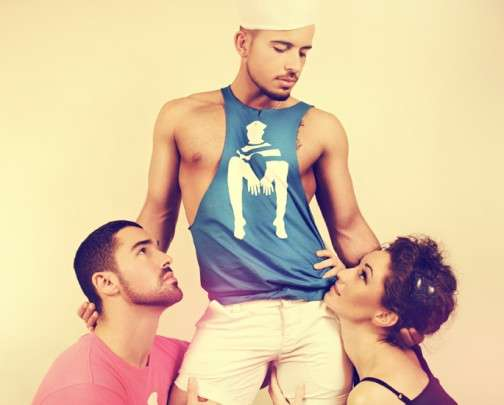 Promiscuous Bisexual Photoshoots