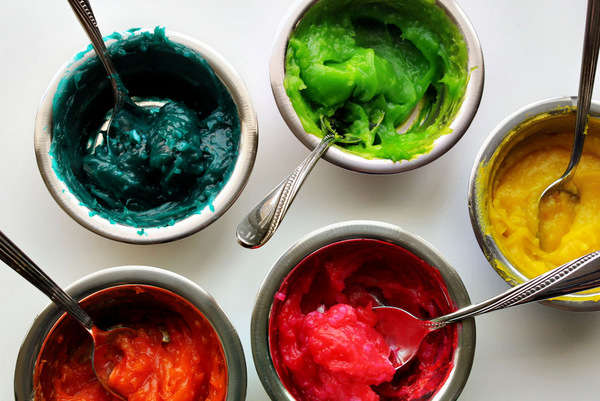 DIY Edible Craft Pastes