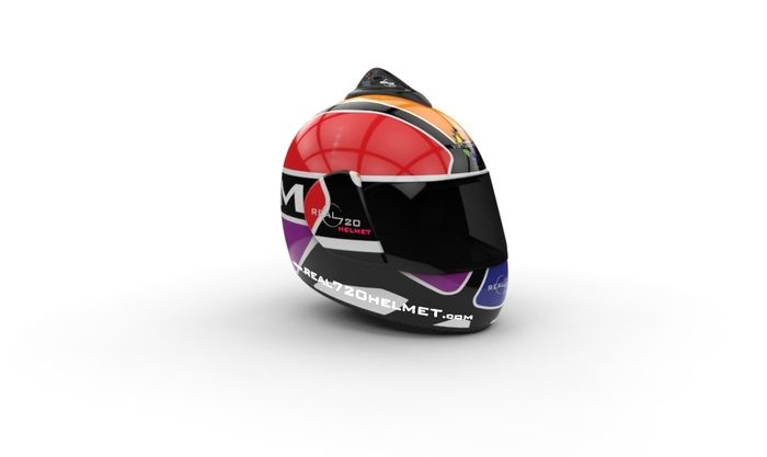 360-Degree Helmet Cameras