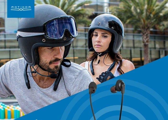 Helmet Intercom Audio Accessories