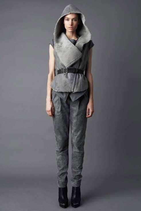 Drabby Chic Winterwear