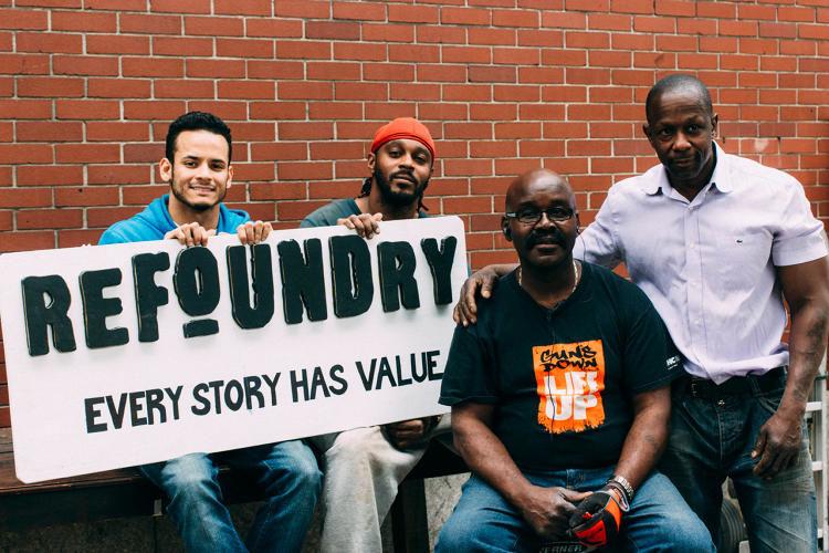 Ex-Offender Startups