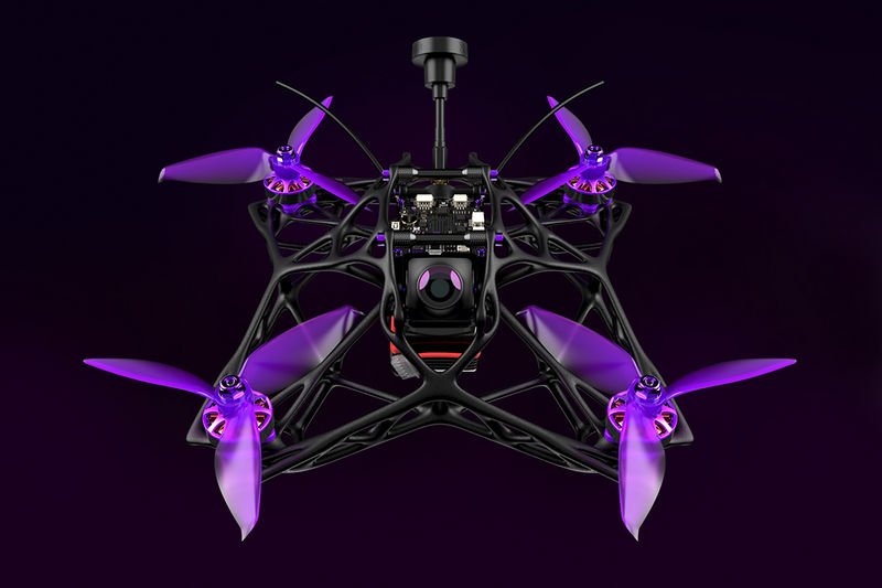 Ultra-Fast Unibody Racing Drones