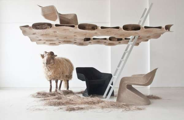 fiber furniture. Natural Fiber Furniture