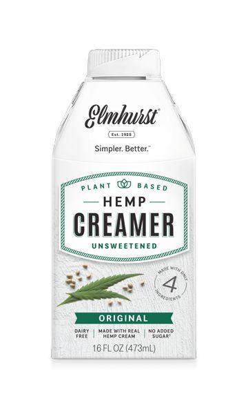 Hemp Coffee Creamers