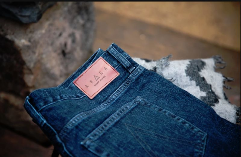 Eco-Conscious Hemp Denim - a n a r a's Denim Silhouette is Comfy, Stylish, & Incredibly Versatile (TrendHunter.com)