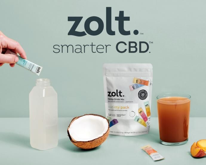 Full-Spectrum CBD Drink Powders