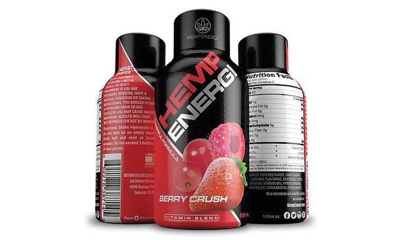 Vitamin-Enhanced CBD Shots
