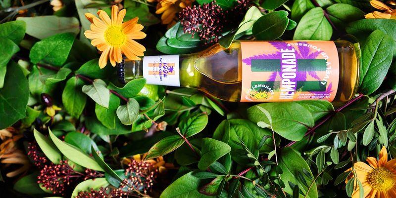 All-Natural Hemp Lemonades