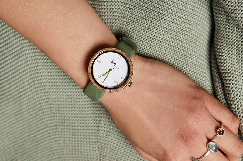 Sustainable Vegan Timepieces