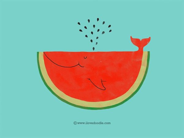 Playfully Positive Illustrations