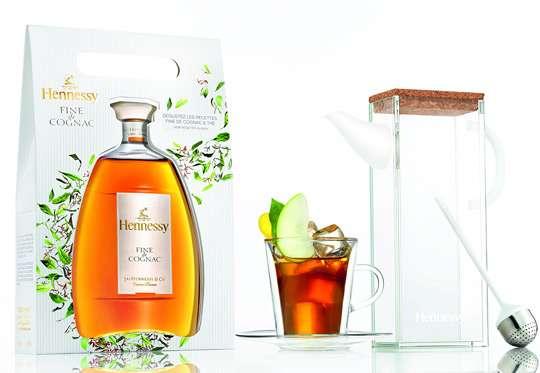 Aromatic Cognac Brews