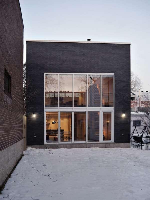 Modern Montreal Homes Henri Cleinge Updates A Historic