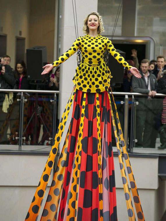 Elongated Dress Designs