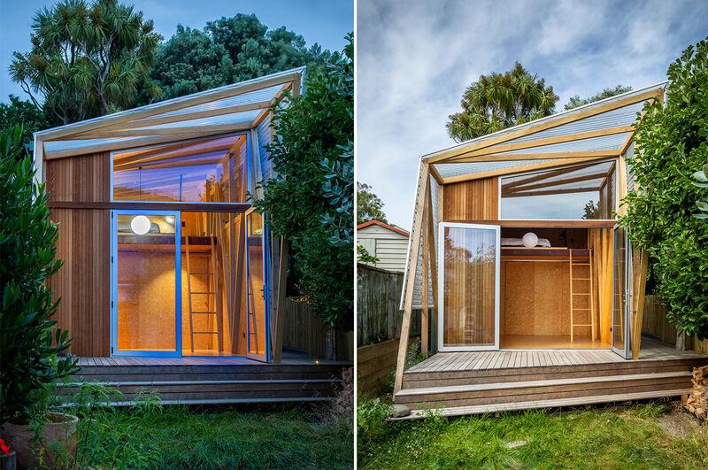 Tiny Timber Backyard Apartments