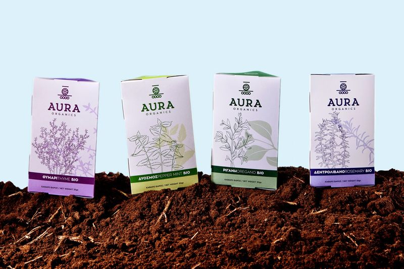 Prismatic Herb Branding